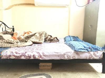 Bedroom Image of Ok Ajan PG in Andheri West