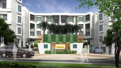 Gallery Cover Image of 950 Sq.ft 2 BHK Apartment for buy in Ganga Nagar for 4500000