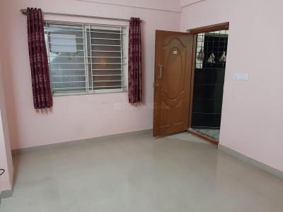 Gallery Cover Image of 1201 Sq.ft 2 BHK Apartment for rent in Yelahanka New Town for 16000