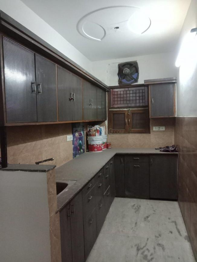 Kitchen Image of 450 Sq.ft 1 BHK Apartment for rent in Dwarka Mor for 7000