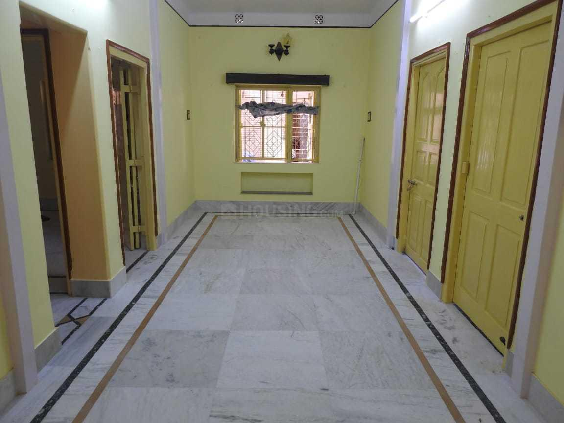 Living Room Image of 700 Sq.ft 1 BHK Independent Floor for rent in Purba Barisha for 7500