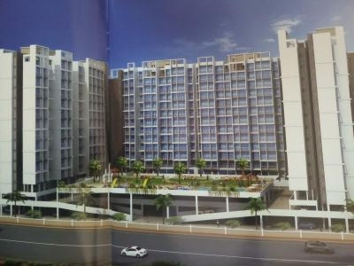 Gallery Cover Image of 775 Sq.ft 1 BHK Apartment for buy in Kharghar for 7100000