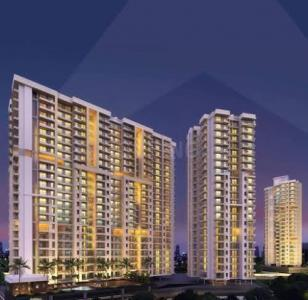Gallery Cover Image of 700 Sq.ft 1 BHK Apartment for buy in SKD Pinnacolo NX, Mira Road East for 6800000