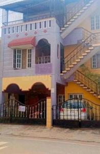 Gallery Cover Image of 1300 Sq.ft 3 BHK Independent Floor for rent in Vidyaranyapura for 18000