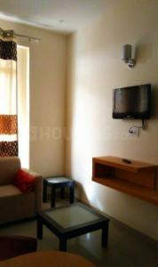 Gallery Cover Image of 545 Sq.ft 1 RK Apartment for rent in Omicron I Greater Noida for 10000