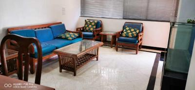 Gallery Cover Image of 600 Sq.ft 1 BHK Apartment for rent in Bandra West for 65000