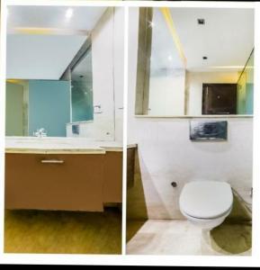 Bathroom Image of My Den PG in Shakti Nagar