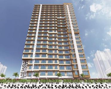 Gallery Cover Image of 753 Sq.ft 1 BHK Apartment for buy in Pranav Pravesh CHSL, Borivali East for 7660000