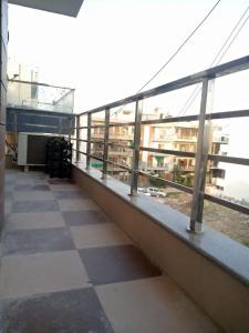 Balcony Image of Aashray PG in Sector 46