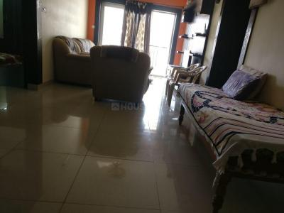Gallery Cover Image of 1400 Sq.ft 3 BHK Apartment for buy in Fortuna Center Park, Kodigehalli for 7500000