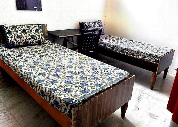 Bedroom Image of Room Soom in Lajpat Nagar