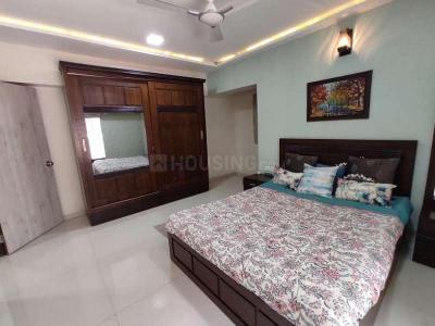 Bedroom Image of 773 Sq.ft 2 BHK Apartment for buy in Rohan Prithvii, Ghatkopar West for 16000000