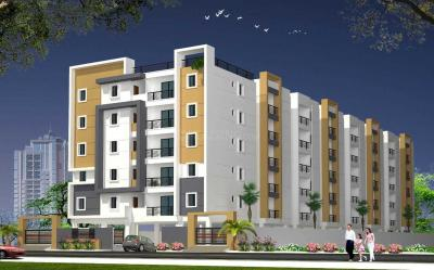 Gallery Cover Image of 1050 Sq.ft 2 BHK Apartment for buy in Bhadurpalle for 3360000