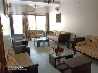 Gallery Cover Image of 2200 Sq.ft 3 BHK Apartment for rent in Vasant Kunj for 75000