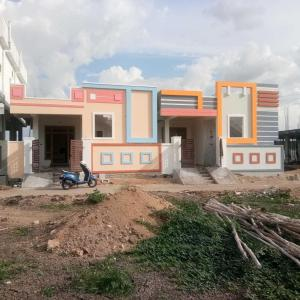 Gallery Cover Image of 1278 Sq.ft 2 BHK Independent House for buy in Almasguda for 6600000