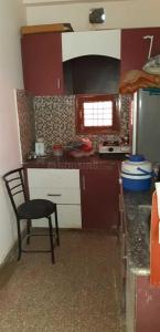 Kitchen Image of 600 Sq.ft 2 BHK Independent House for buy in Bahadarabad for 1855000
