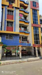 Gallery Cover Image of 1150 Sq.ft 3 BHK Apartment for rent in Mukundapur for 20000