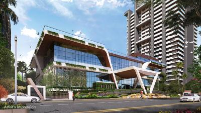 Gallery Cover Image of 750 Sq.ft 1 BHK Apartment for buy in Regency Antilia, Khemani Industry Area for 3800000