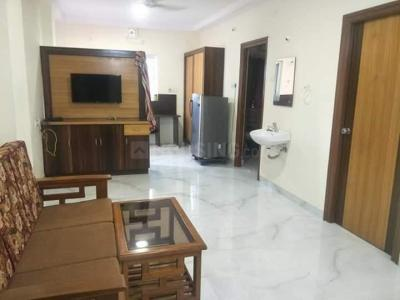 Gallery Cover Image of 550 Sq.ft 1 BHK Apartment for rent in Madhapur for 20000