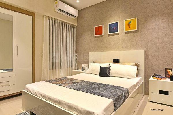 Bedroom Image of 430 Sq.ft 1 BHK Apartment for buy in Rustomjee Virar Avenue L1 L2 And L4 Wing E And F, Virar West for 3500000