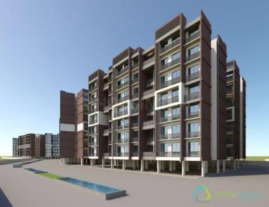 Gallery Cover Image of 790 Sq.ft 2 BHK Apartment for buy in Kaliwali for 2971400
