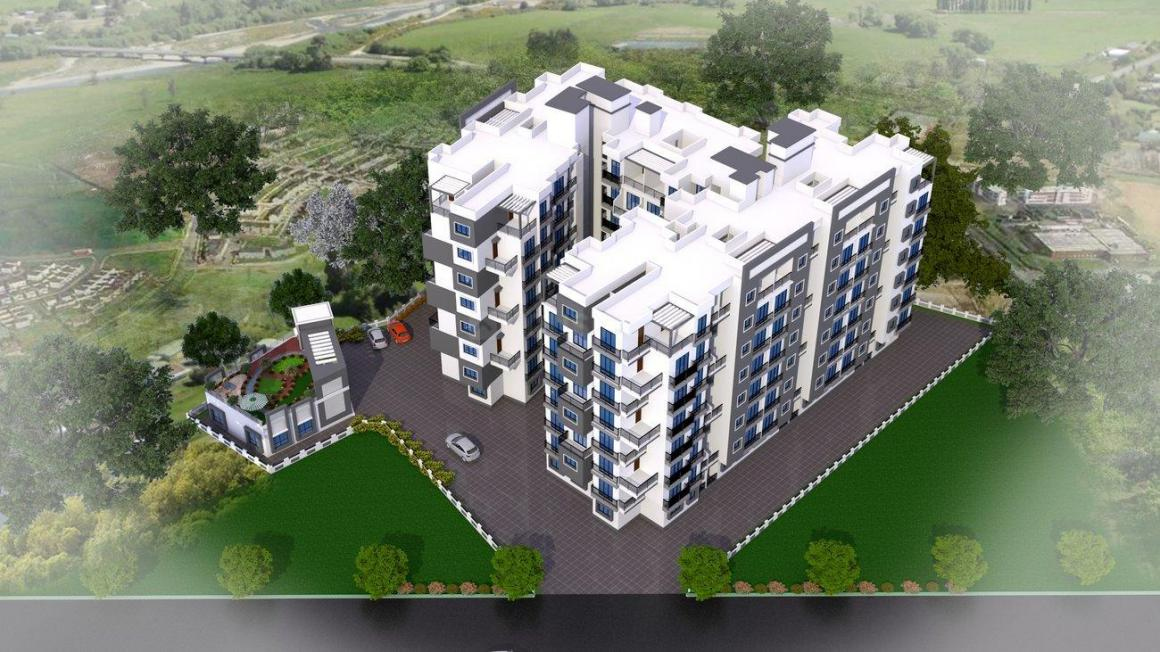 Building Image of 731 Sq.ft 1 BHK Independent Floor for buy in Badlapur West for 2850900