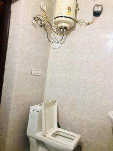 Bathroom Image of Aviss Homes PG in Sector 43