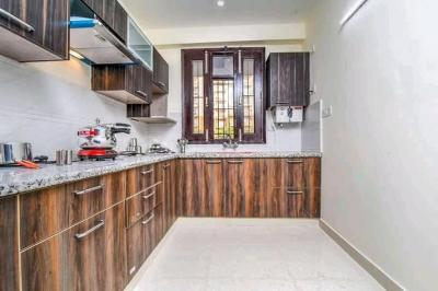 Kitchen Image of Mannat PG in Sector 18