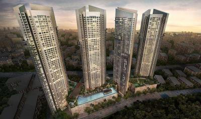 Gallery Cover Image of 472 Sq.ft 1 BHK Apartment for buy in Malad West for 8550000