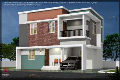 Gallery Cover Image of 1500 Sq.ft 3 BHK Independent House for buy in Thirunellaypalayam for 3500000