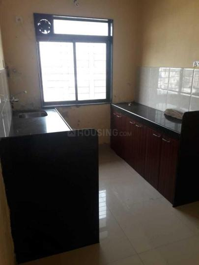 Kitchen Image of 572 Sq.ft 1 BHK Apartment for rent in Andheri East for 32000