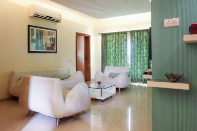 Living Room Image of Tower 5 Ph03 Gera Greensville Skyvillas in Kharadi