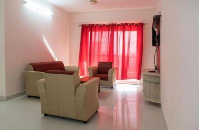 Living Room Image of 3 Bhk In King Space Meadows in R.K. Hegde Nagar