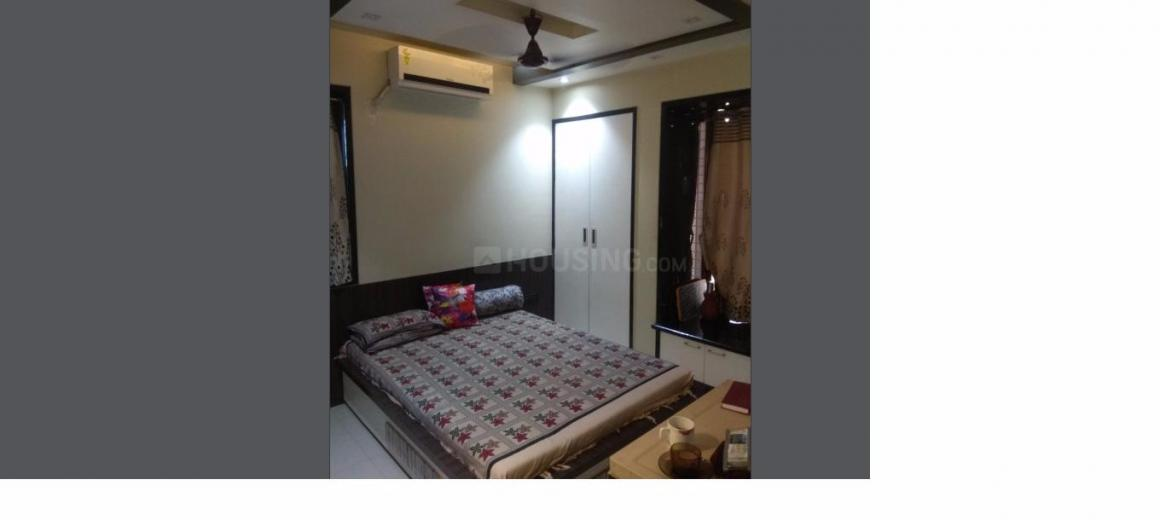Bedroom Image of 1100 Sq.ft 2 BHK Apartment for rent in Bhiwandi for 20000