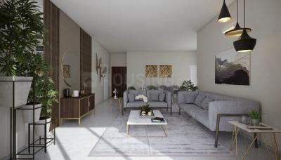 Gallery Cover Image of 1202 Sq.ft 3 BHK Apartment for buy in Godrej Prive, Sector 106 for 14400000