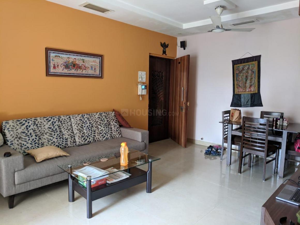 Living Room Image of 900 Sq.ft 2 BHK Apartment for rent in Ghatkopar East for 52000