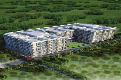 Gallery Cover Image of 1406 Sq.ft 3 BHK Apartment for buy in Manbhum Home Tree, Jeedimetla for 9000000