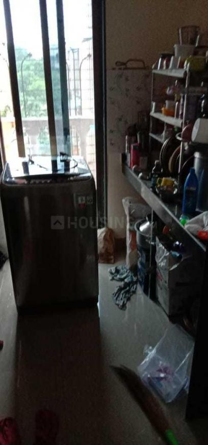 Kitchen Image of 550 Sq.ft 1 BHK Apartment for buy in Greater Khanda for 4500000