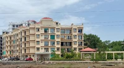 Gallery Cover Image of 628 Sq.ft 1 BHK Apartment for buy in Thalia Vrindavan Flora, Rasayani for 2800000