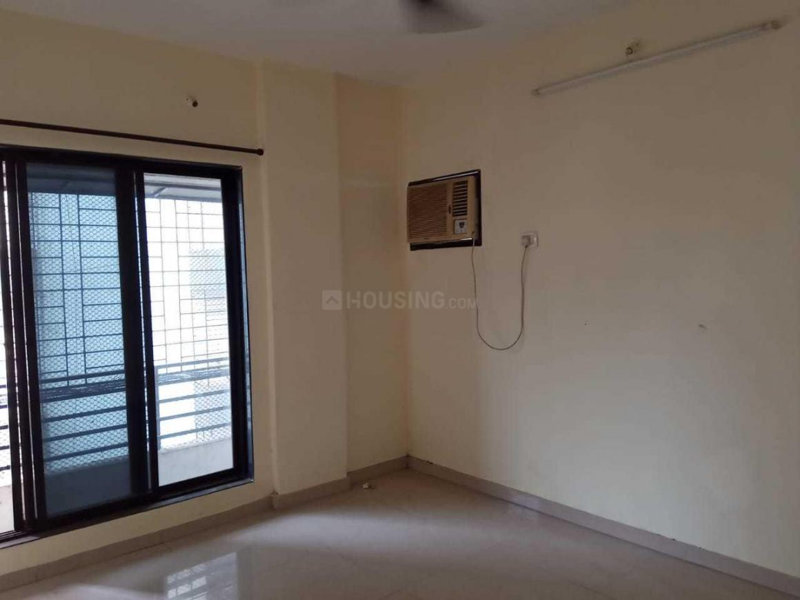 Bedroom Image of 1100 Sq.ft 2 BHK Apartment for rent in Vashi for 28000