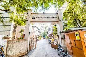 Gallery Cover Image of 937 Sq.ft 2 BHK Apartment for buy in Lunkad Hertiage, Viman Nagar for 7500000