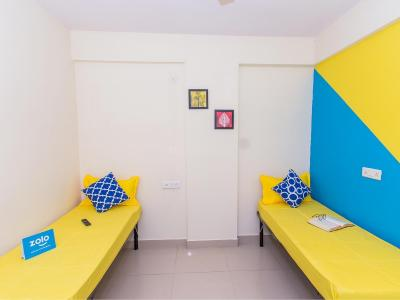 Bedroom Image of Zolo Enterprise in HBR Layout