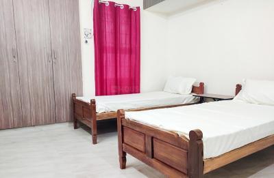 Bedroom Image of Siva Kck Enclave Flat No. 1c-14 in Perungudi