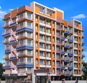 Gallery Cover Image of 840 Sq.ft 2 BHK Apartment for buy in RJ Alivia Heights, Nalasopara West for 4500000