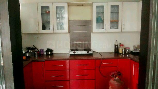 Kitchen Image of 1200 Sq.ft 2 BHK Independent House for rent in Sector 51 for 25000