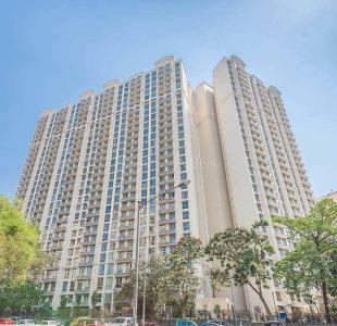 Gallery Cover Image of 1250 Sq.ft 2 BHK Apartment for rent in Hiranandani Zen Atlantis, Powai for 65000