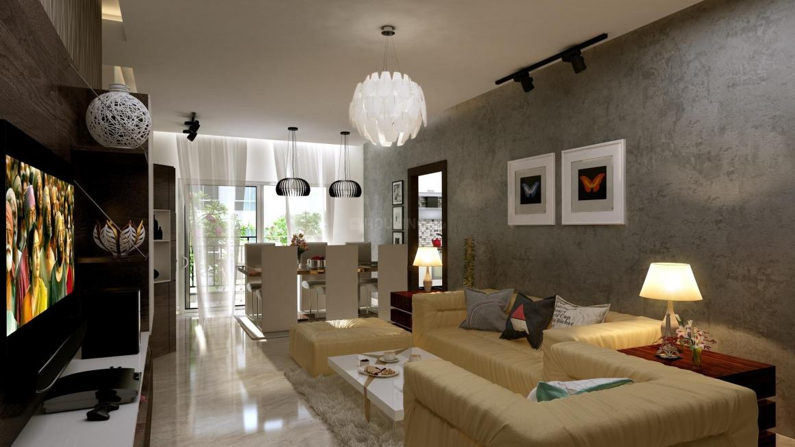 Living Room Image of 1115 Sq.ft 2 BHK Apartment for buy in Kumaraswamy Layout for 8400000
