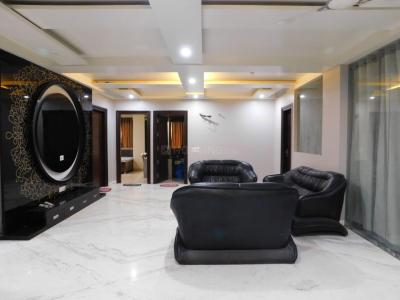 Living Room Image of PG 4193375 Kamla Nagar in Kamla Nagar