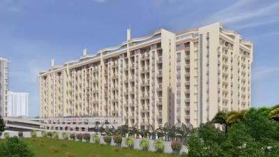 Gallery Cover Image of 1066 Sq.ft 2 BHK Apartment for buy in Goel Ganga Ganga Amber II, Tathawade for 5500000