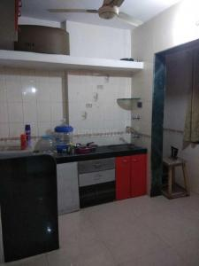 Gallery Cover Image of 550 Sq.ft 1 BHK Apartment for rent in Nerul for 15000